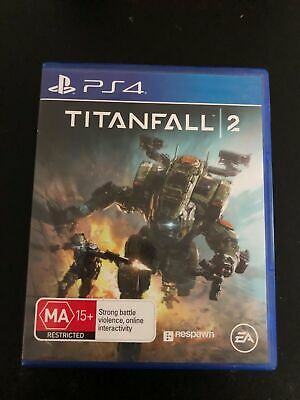 PlayStation 4 PS4 Game: TITANFALL 2!  LIKE NEW! CHEAP!