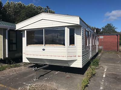 Cheap Static Caravan For Sale Off Site Fully Valeted