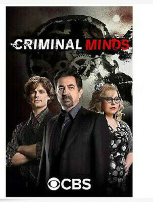 Criminal Minds Season 14 brand new and free shipping
