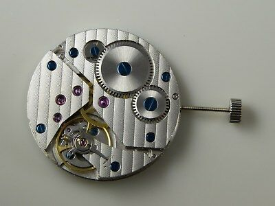 Mouvement SEAGULL ST36 clone UNITAS 6497-2 H1 AAA Quality Watch Movement