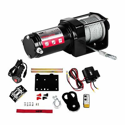 Electric Winch Offroad Wire Rope Universal Winch Propullator 3500-A
