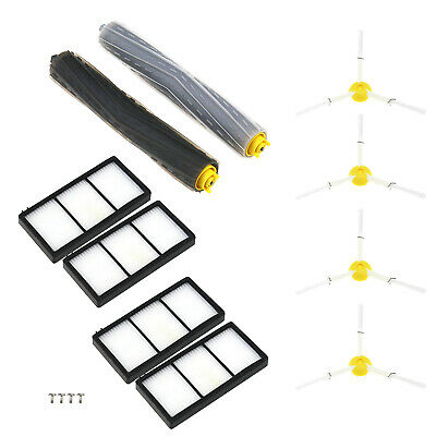 14 Pcs Replacement Part Kit For iRobot Roomba 800 & 900 Series Spare Parts