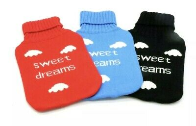 Hot Water Bottle 2L Natural Remedies Winter Warmer Hot & Cold Therapies