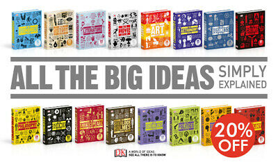 [PDF] Big Ideas Simply Explained - 20 Books Collection by DK (30s Delivery)
