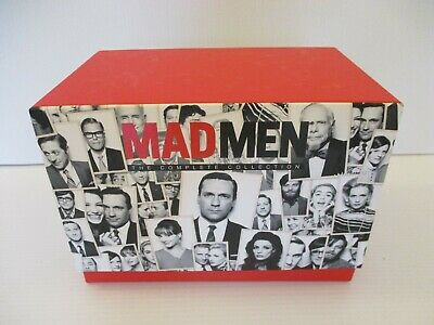Mad Men The Complete Collection DVD Boxset