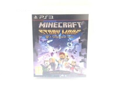 Juego Ps3 Minecraft Story Mode Ps3 4562123