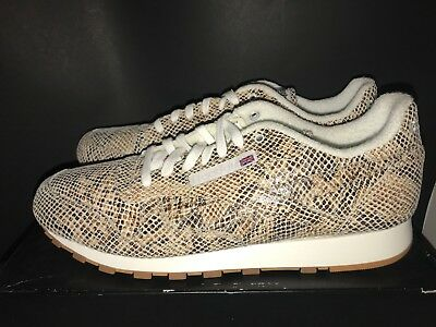 31bdfa962f1 REEBOK X HEAD Porter CL Leather Vintage Men s Size 11 Rare Leopard -   150.00