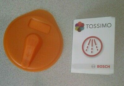 T Disc Disc Cleaning For Tassimo Bosch  TAS 47xxUC