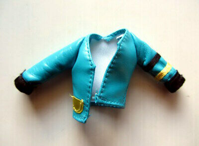Mattel MONSTER HIGH DOLL CLOTHES - FRANKIE STEIN Picture Day JACKET