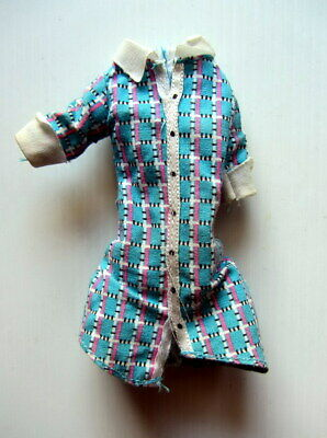 Mattel MONSTER HIGH DOLL CLOTHES - FRANKIE STEIN School's Out DRESS/SHIRT