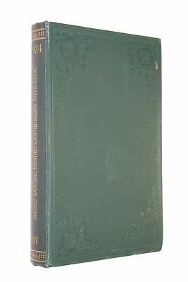 Proceedings Of The Dorset Natural History and Antiquarian Field Club. Volume XLV