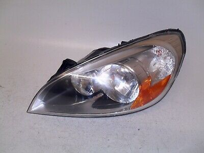 2011 2012 2013 Volvo S60 Headlamp Headlight Halogen Left