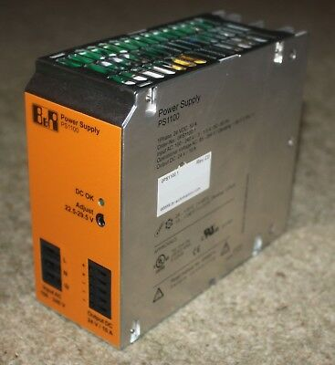 PS1100 24 Volts DC Power Supply B & R Automation 0PS1100.1