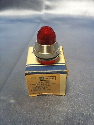 Ge Cr2940Ux200B Red Cap Push To Test Ge New