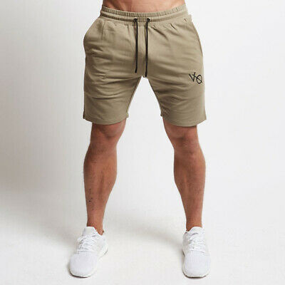 Sports Men's Workout Short Pant NEW Gym Fitness Jogging Slim Fit Running Shorts