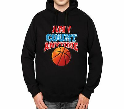 official photos 00b0a 269ff Basketball Tribunal Homme Sweat-shirt à Capuche S-3XL