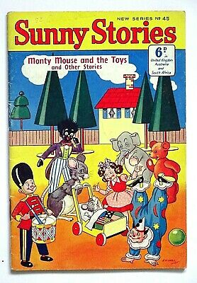 SUNNY STORIES - 16th MAY 1959 (11 - 17 May) RARE 60th BIRTHDAY GIFT !! FN dandy