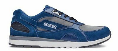 Sparco SH-17 Car Mechanic Paddock Garage Pit Leisure Shoes UK Size 10 EU 44