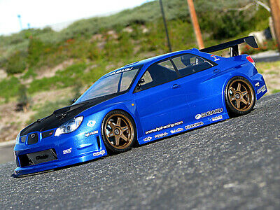 Hpi Racing Nitro Rs4 3 Evo+ 350Z 17525 Prova Impreza Clear Body (200Mm)