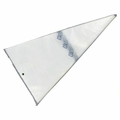 """Thermohauser 50002.47320 Disposable 20"""" Pastry Bag - 100 / PK"""