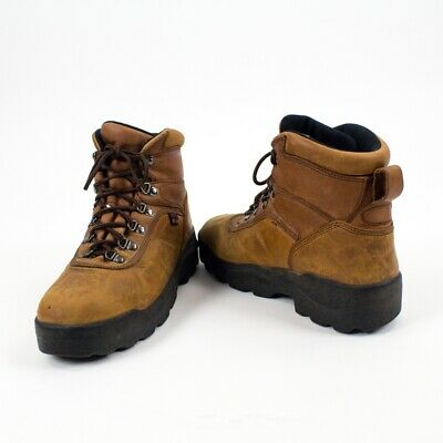3c6a1dc9310 RED WING SHOES 2206 Men Boots US 8 D Brown Leather Work Safety Toe ...