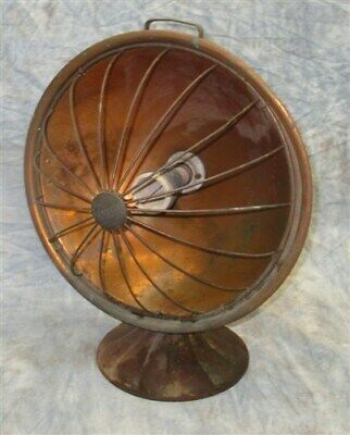 Star Rite Type C Fitzgerald Mfg Electrical Art Deco Room Space Heater Vintage