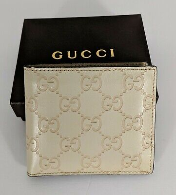 91399b18b7e Authentic GUCCI Bi Fold Wallet - Ecilpse MicroGuccissima Leather Bi Fold  Wallet