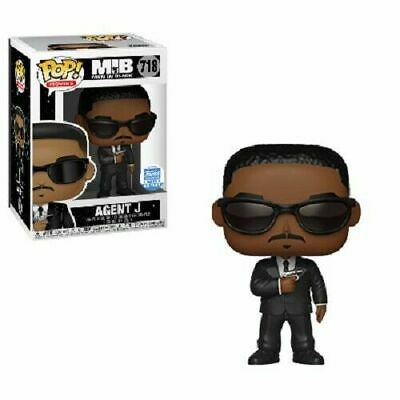Funko Pop! Movies Men In Black Agent J #718 Funko Shop Exclusive In Hand!
