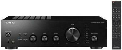 Pioneer A-40AE Integrated Stereo Amplifier Black