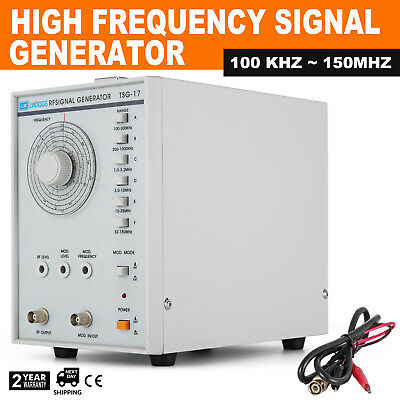 220V TAG-101 Low Frequency Audio Signal Generator Signal Source 10Hz-1MHz