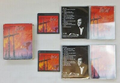 The Very Best Of Meat Loaf On Mini Disc - Double Pack In Cardboard Sleeve Vgc