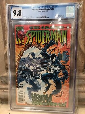 "Amazing Spider-Man (Vol. 2) #19 CGC 9.8 ASM #460 Venom - ""Death"" Of Ann Weying"