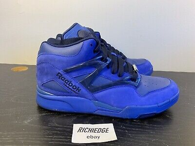 REEBOK PUMP OMNI Lite Tetra Blue Size 10 VNDS 100% Authentic