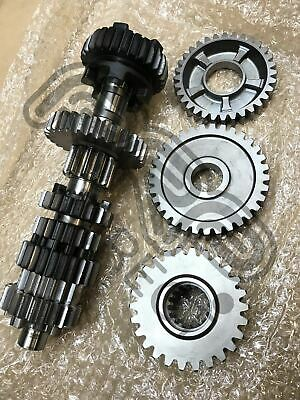 Honda CBR 600 RR8 Gearbox Assembly Good Used Low Mileage 2k Miles