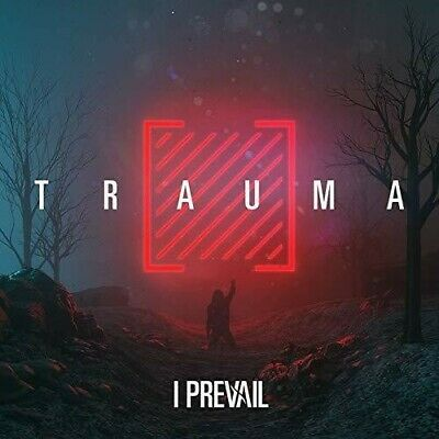 I Prevail - Trauma [New CD] Explicit, O-Card Packaging