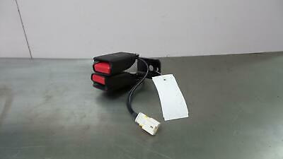 2014 CITROEN C4 Mk2 Rear Right & Centre SEAT BELT STALK