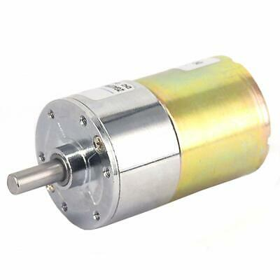 DC 12V Gear Motor Electric Micro Speed Reduction Centric Output Shaft Gearbox.