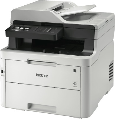 NEW Brother Wireless Colour MFC Laser Printer MFC-L3745CDW