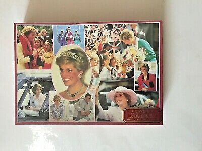 db2f6943fb5 Diana The Princess Of Wales 3151 Falcon Games Puzzle Factory Sealed New Rare