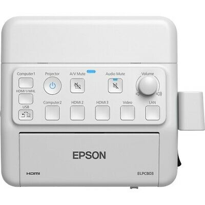 Epson PowerLite Pilot 3 Connection and Control Box