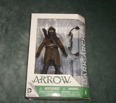 Dark Archer 7 Inch Figure Arrow Series Dc Collectibles Comics New In Box Action