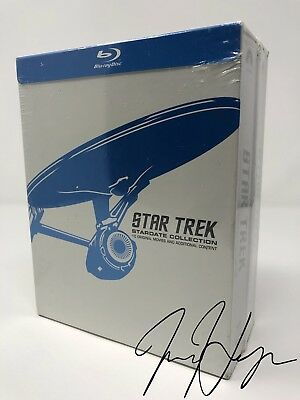STAR TREK STARDATE COLLECTION - 10 original movies and additional content