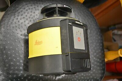 Leica Rugby 810 Self levelling horizontal Rotary Laser FREE S/H 1 YR WARRANTY