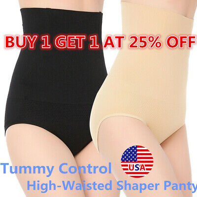 Shapermint Tummy Control Empetua All Day Every Day High-Waisted Shaper Panty NEW