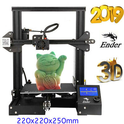 Creality 3D Ender-3 High-precision DIY 3D Printer Self-assemble 220*220*250mm