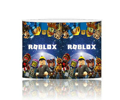 ROBLOX c 30cm LAMPSHADE kids room FREE POSTAGE