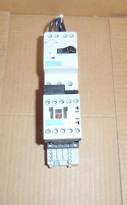 3RA1115-0KD15-1BB4 Siemens NEW Combination Starter 3ZX012-0RA12-2CA1