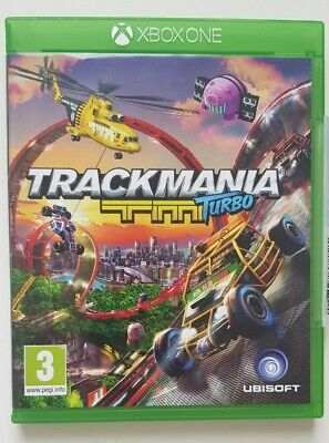 Trackmania Turbo (Xbox One) Video Games