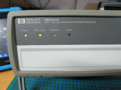 HP Agilent 58503A GPS Time & Frequency Reference Receiver