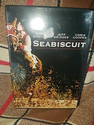 Seabiscuit (DVD, 2003) 025192328824
